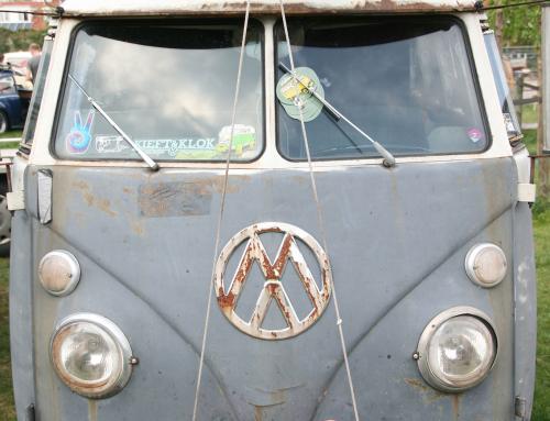VW-VAN Grey