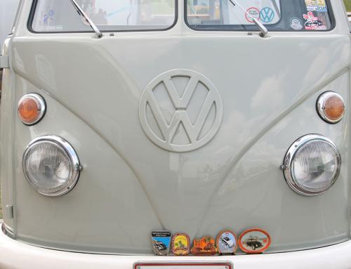VW-VAN new Grey