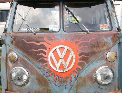 VW-VAN Rusty